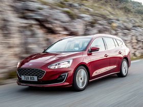 Fotos de Ford Focus Sportbreak Vignale 2018