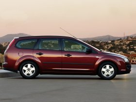 Ver foto 14 de Ford Focus Wagon 2005