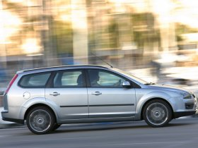 Ver foto 5 de Ford Focus Wagon 2005