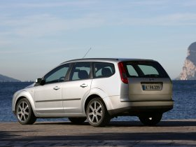 Ver foto 4 de Ford Focus Wagon 2005