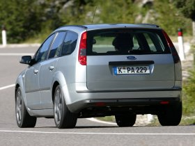 Ver foto 3 de Ford Focus Wagon 2005