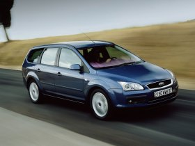 Ver foto 1 de Ford Focus Wagon 2005