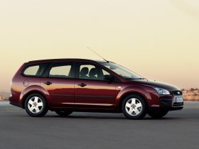 Ver foto 13 de Ford Focus Wagon 2005