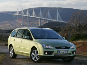 Ver foto 10 de Ford Focus Wagon 2005