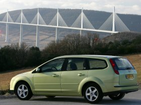 Ver foto 9 de Ford Focus Wagon 2005
