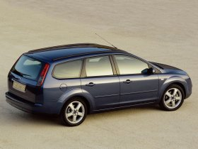 Ver foto 7 de Ford Focus Wagon 2005