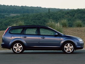 Ver foto 6 de Ford Focus Wagon 2005