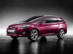 Fotos de Ford Focus Wagon 2010