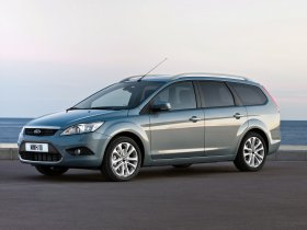 Fotos de Ford Focus Wagon 2008