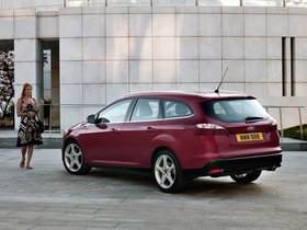 Ver foto 8 de Ford Focus Wagon UK 2010