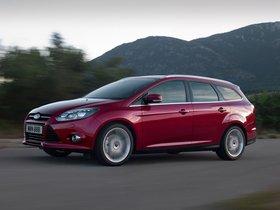 Ver foto 6 de Ford Focus Wagon UK 2010