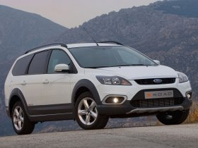 Fotos de Ford Focus X Road 2009