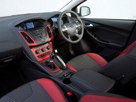Ver foto 5 de Ford Focus Zetec S 2012