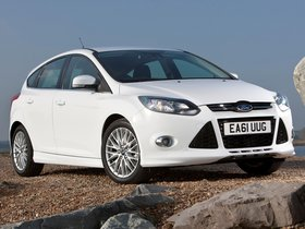 Fotos de Ford Focus Zetec S 2012