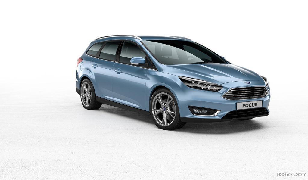 Foto 11 de Ford Focus Sportbreak 2014