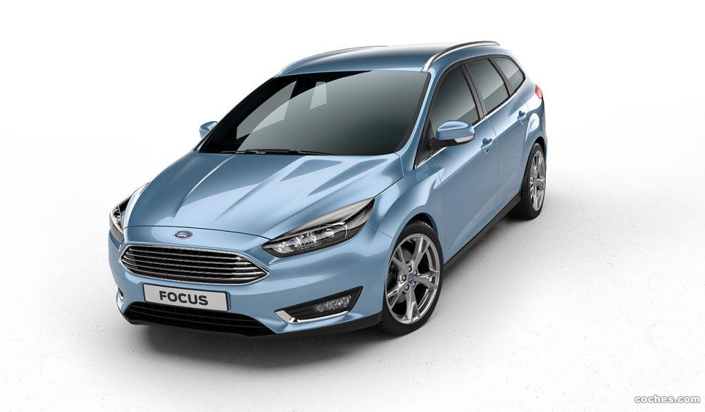 Foto 12 de Ford Focus Sportbreak 2014
