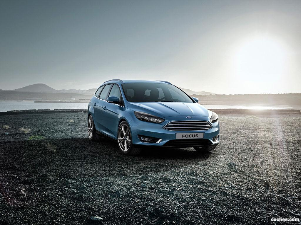 Foto 4 de Ford Focus Sportbreak 2014