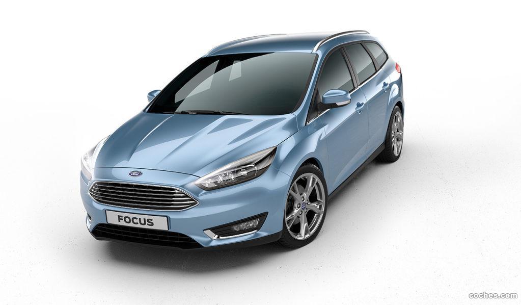 Foto 13 de Ford Focus Sportbreak 2014