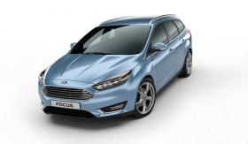 Ver foto 13 de Ford Focus Sportbreak 2014