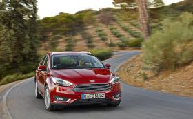 Ver foto 3 de Ford Focus Sportbreak 2014