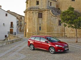 Ver foto 4 de Ford Focus Sportbreak 2014