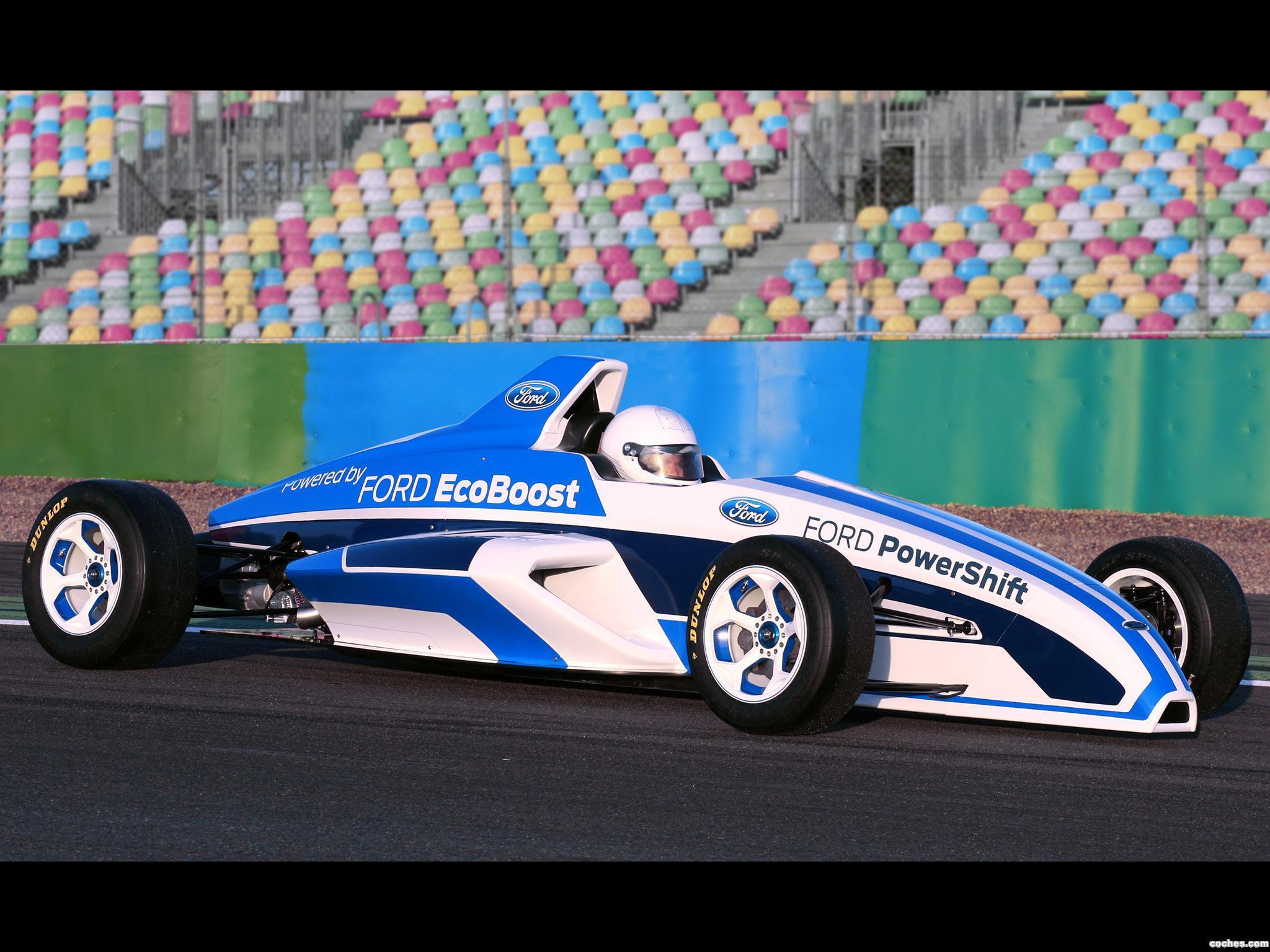 Foto 6 de Ford Formula Concept 2011