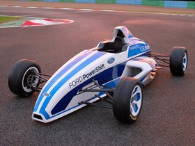 Ver foto 3 de Ford Formula Concept 2011
