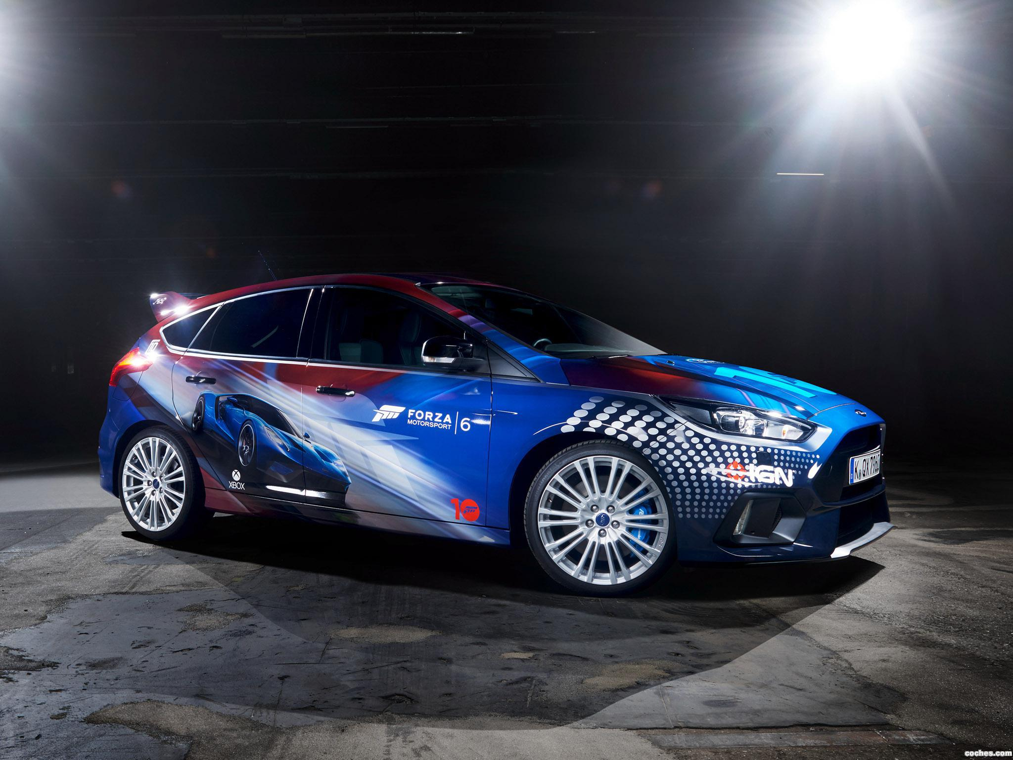 Foto 4 de Ford Focus Forza RS 2015