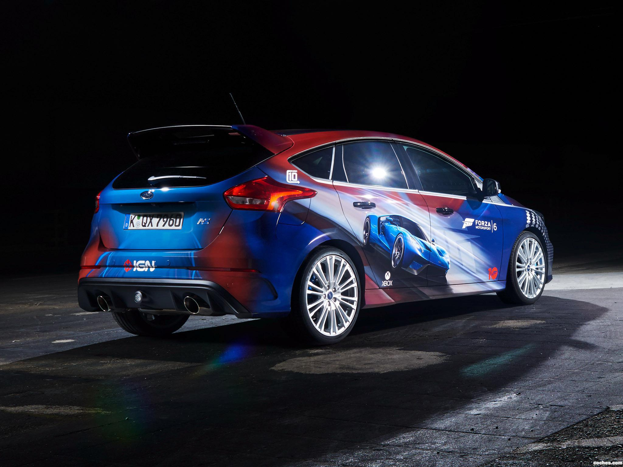 Foto 2 de Ford Focus Forza RS 2015
