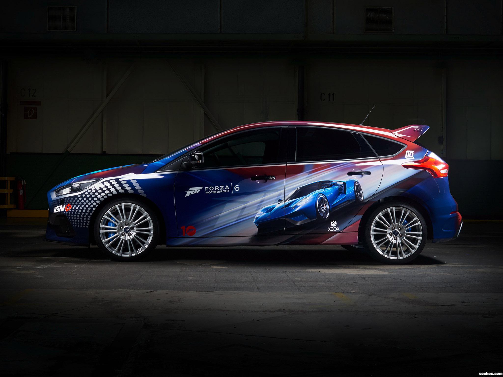 Foto 1 de Ford Focus Forza RS 2015