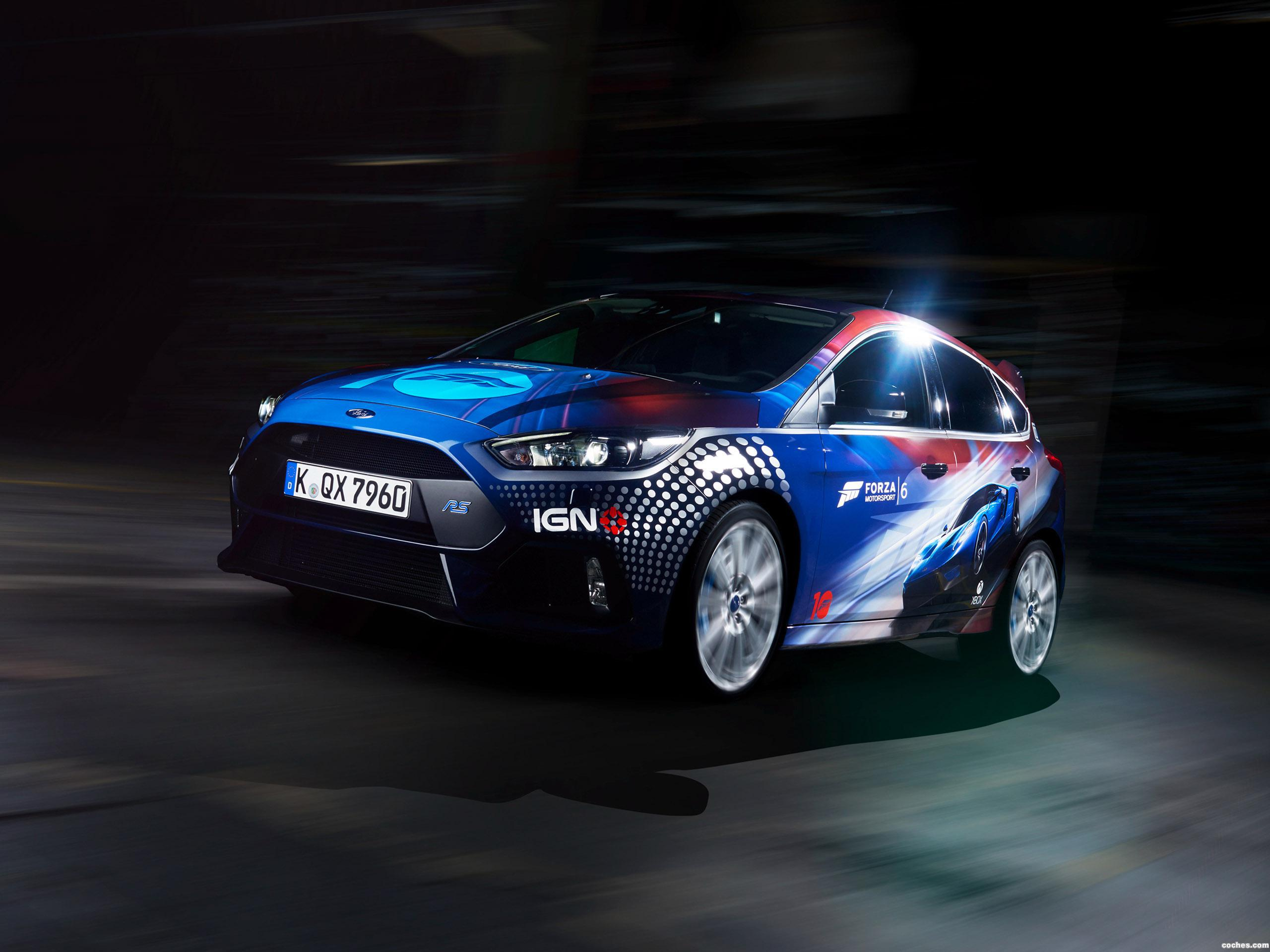 Foto 0 de Ford Focus Forza RS 2015