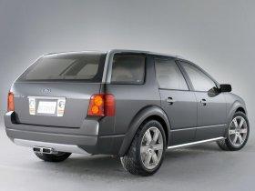 Ver foto 4 de Ford Freestyle FX Concept 2003