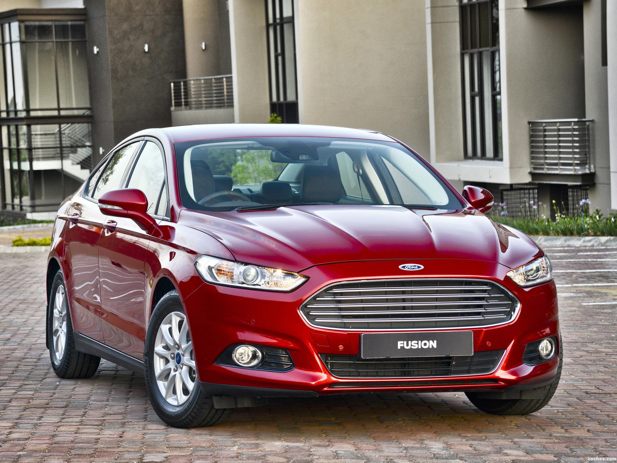 Foto 10 de Ford Fusion 2015