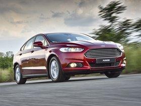 Ver foto 6 de Ford Fusion 2015