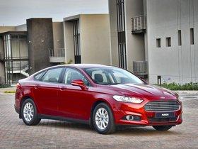 Ver foto 5 de Ford Fusion 2015