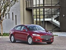 Ver foto 4 de Ford Fusion 2015