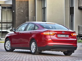 Ver foto 3 de Ford Fusion 2015