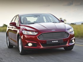 Fotos de Ford Fusion