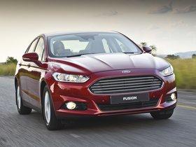 Ver foto 1 de Ford Fusion 2015