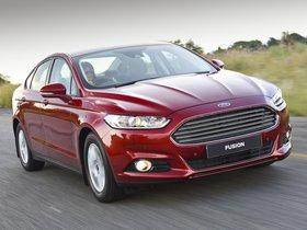 Ver foto 12 de Ford Fusion 2015