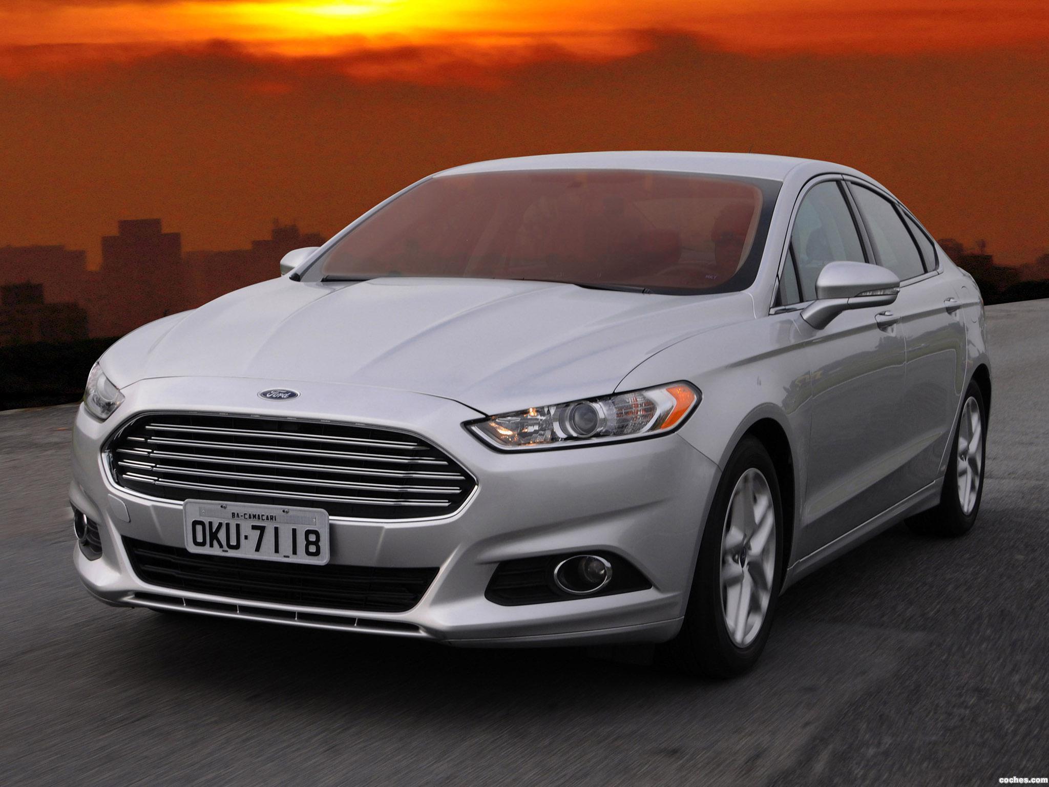 Foto 0 de Ford Fusion Brasil 2014