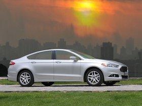 Ver foto 17 de Ford Fusion Brasil 2014