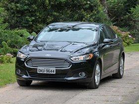Ver foto 14 de Ford Fusion Brasil 2014