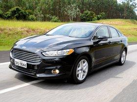 Ver foto 12 de Ford Fusion Brasil 2014