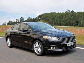 Ver foto 11 de Ford Fusion Brasil 2014