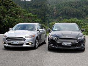 Ver foto 9 de Ford Fusion Brasil 2014