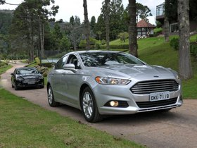 Ver foto 8 de Ford Fusion Brasil 2014