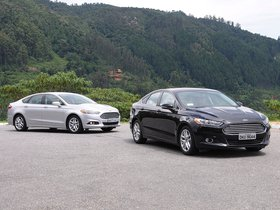Ver foto 7 de Ford Fusion Brasil 2014