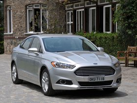 Ver foto 5 de Ford Fusion Brasil 2014