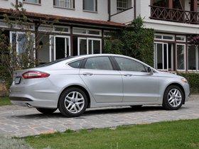 Ver foto 4 de Ford Fusion Brasil 2014